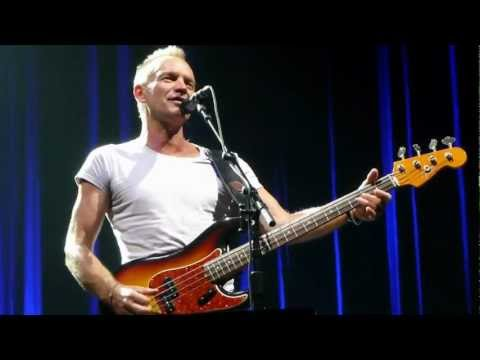 Sting - Live in Moscow 2012 (Full Concert)