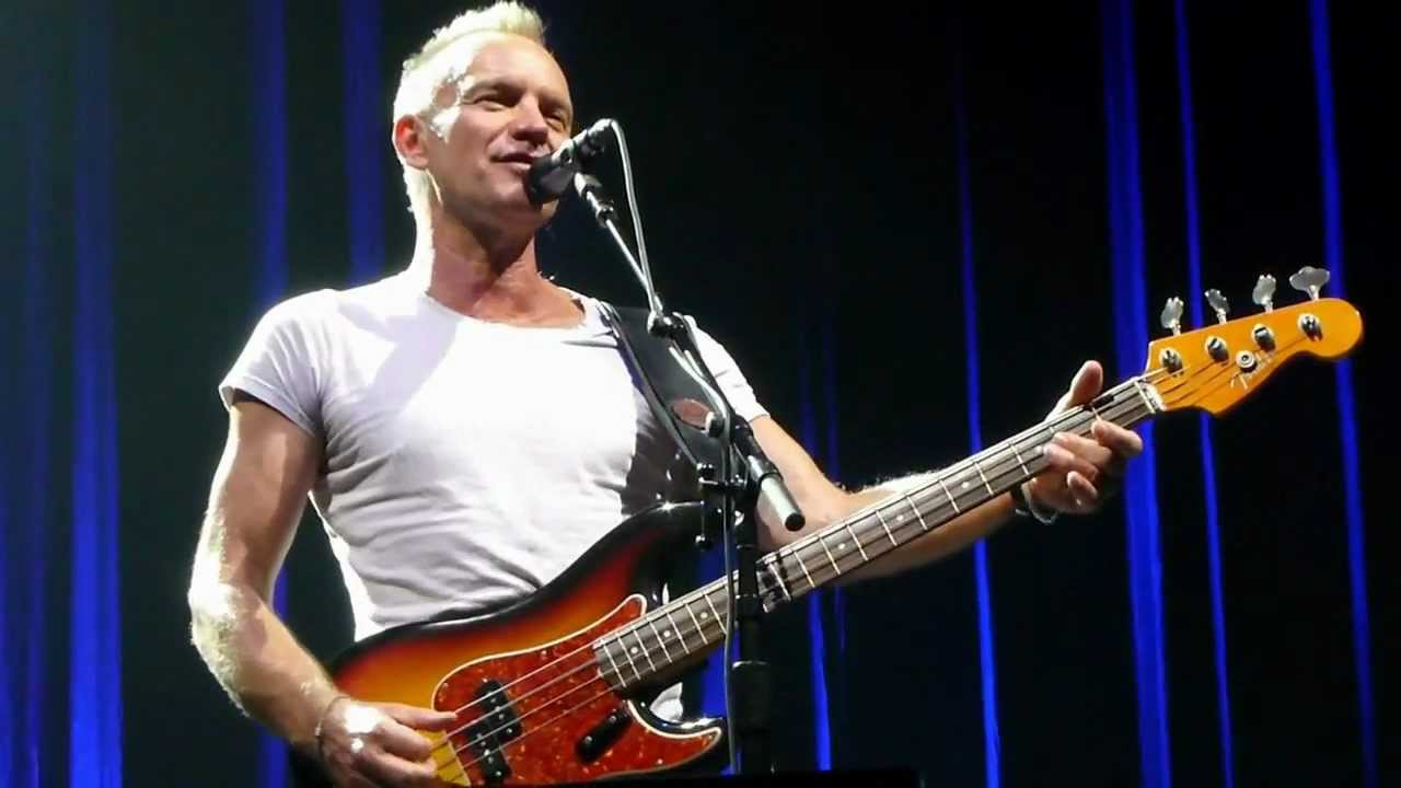 Sting Live In Moscow 2012 Full Concert Youtube
