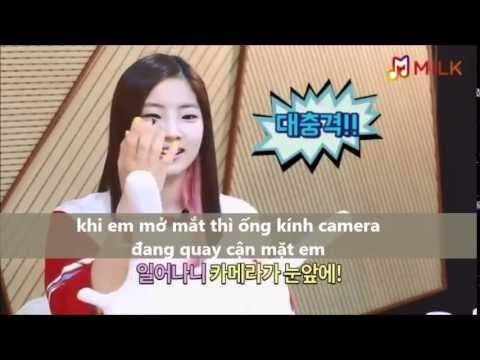[ VIETSUB ] Da hyun Special Video ( Sixteen- Twice )