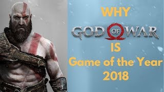 (PODCAST) Why God of War is 2018's Game of the Year The Trophy Room  A PlayStation Podcast
