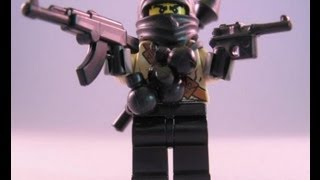 How to make Cool Lego guns: Part 1