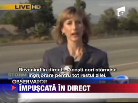 Reporter impuscat in direct 1 AUGUST 2011