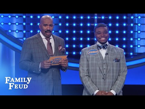 OH LORD! Watch the Woods play Fast Money! | Family Feud