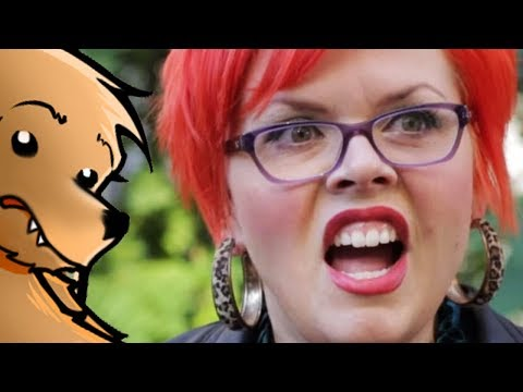 The Return of Big Red: World's Scariest Feminist!