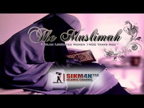 ᴴᴰ The Muslimah - Islam Liberated Women 1400 Years Ago! || Women In Islam Travel Video