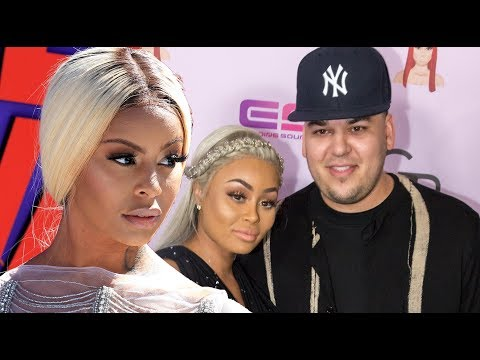 FIGHT Between Blac Chyna & Alexis Skyy CAUSED By Rob Kardash