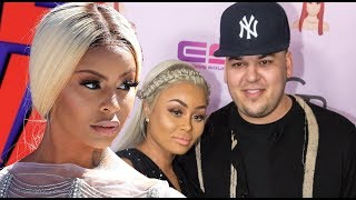 FIGHT Between Blac Chyna & Alexis Skyy CAUSED By Rob Kardashian!