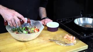 Rock Shrimp Salad : Salad Recipes