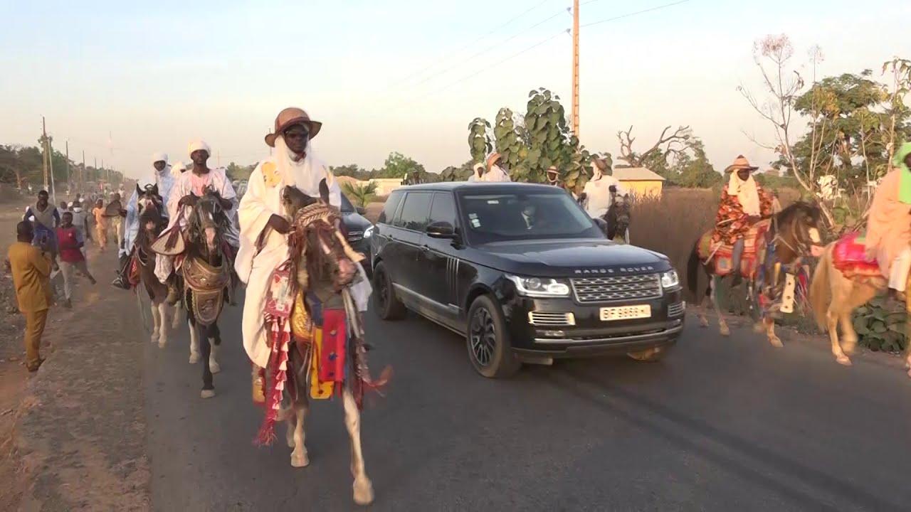 Tournée présidentielle : Patrice Talon à Gogounou