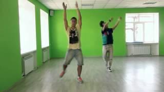 Видеоурок танца на песню Недетское время