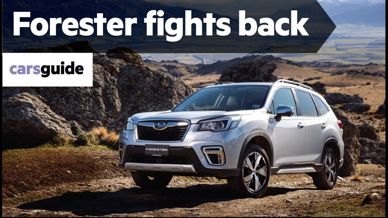 Subaru Forester 2019 Review Youtube