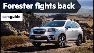 Subaru Forester 2019 review