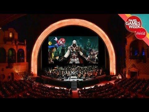 Un concert symphonique de jeux video pour la PGW 2017