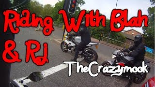 ride out with blah rj