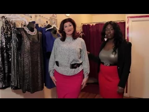 Can Plus Size Women Wear Pencil Skirts? : Plus Size Fashion Tips