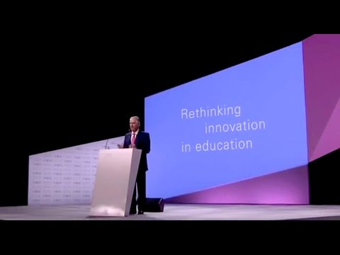 Rethinking innovation in education: Introduction - WISE 2011- part 1/5