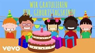 Rolf Zuckowski und seine Freunde - Wie schön, dass du geboren bist (Lyric Video)