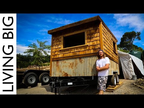 The Ultimate Solar-Powered Mobile Tiny House Workshop