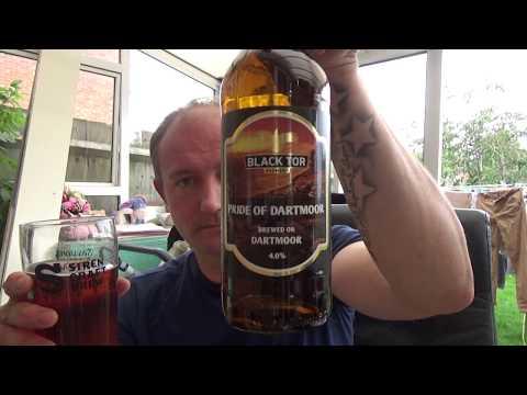 Black Tor Brewery    Pride of Dartmoor   Best Bitter