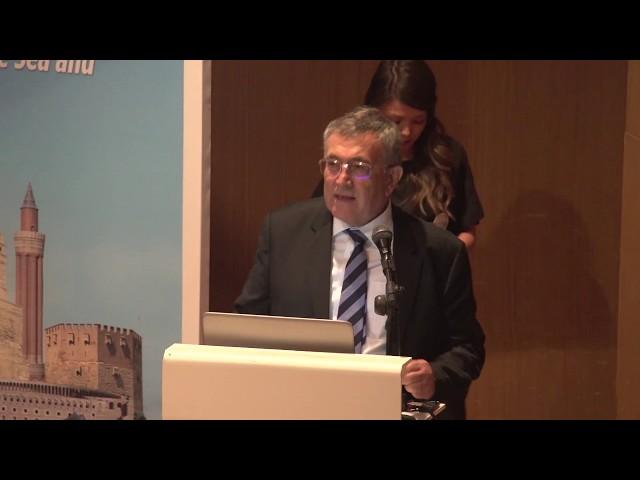 Antalya Büyükşehir Belediye Başkan Danışmanı Sn. İbrahim Evrim'in Proje Lansmanında Açılış Konuşması