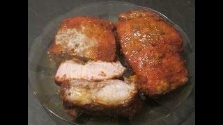 Как приготовить свинину в духовке  (рецепт)