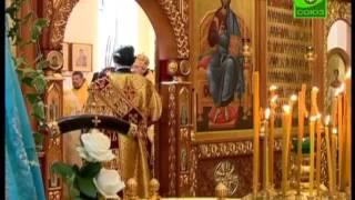 В Горненском женском монастыре Иерусалима состо(В Горненском женском монастыре Иерусалима состоялось торжественное богослужение в день Рождества Иоанна..., 2013-07-09T12:16:12.000Z)