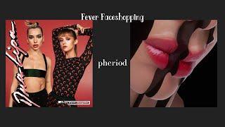 Dua Lipa, Angèle & SOPHIE - Fever Faceshopping (Mashup)
