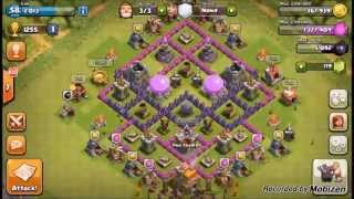 Clash of Clans Offence and Defense: Introduction episode!