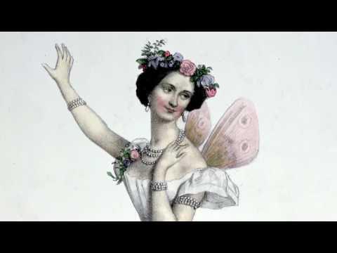 La Sylphide in Darcey's Ballerina Heroines