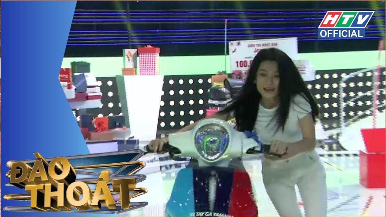 HTV ĐÀO THOÁT   Hữu Tín X-pro và hotgirl Trà Ngọc   DT #11 FULL   19/6/2018