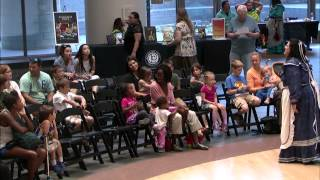 Chikasha Polya: We Are Chickasaw - Storytelling Lorie Robins
