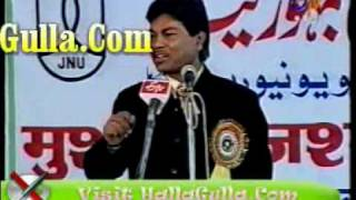 Tahir Faraz - Jhoot Uss Nay Isqadar Bola Kay Sacha Ho Gaya.wmv