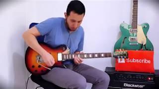 היהודים - אצלך בעולם סולו גיטרה