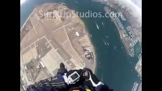 Navy Seals Sky Dive US Military Wild Ride! Parachute Skydiving Jump