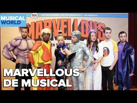 Marvellous de al: Zingende superhelden