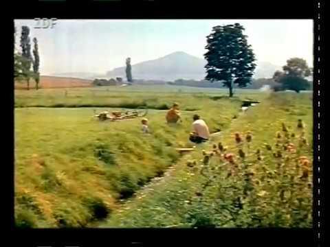 """DEFA in Wohlmuthausen (Filmkulisse für """"Der Hut des Brigadiers"""")"""
