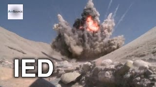 Counter-IED - The Fight Against Explosive Devices