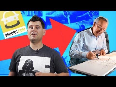 Walter de Silva (Вальтер де Сильва), Дизайнер Автомобилей - Автоличность ep01 - Veddro.com