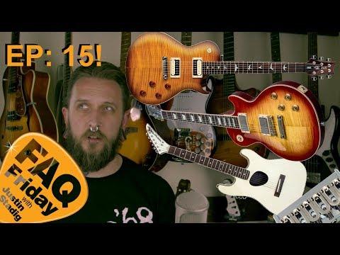 FAQ Friday Ep 15: Gibson, Hipshot, Kramer upgrades Resomax Explained