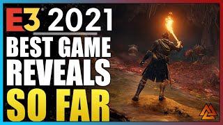E3 2021 - Elden Ring Gameplay & Best Game Reveals So far!