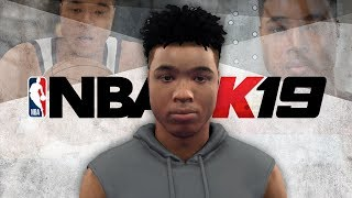 NBA 2K19 MyCAREER - ELI HARRIS RETURNS! Creation & Short Story
