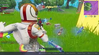 Fortnite - Sean gets Sachin Killed