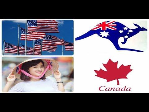 gửi hàng đi canada - Hướng dẫn cách tính cước gửi hàng chuyển phát nhanh đi Mỹ Úc Canada cần biết? Vận chuyển hàng đi Mỹ