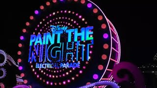 Paint the Night Parade (with broken princess float) - Disneyland - HD