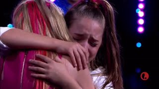 dance moms the girls say goodbye the girls say their final goodbyes to maddie and mackenzie