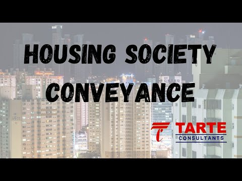 TCPL: Conveyance Deed Format For Housing Society In Marathi