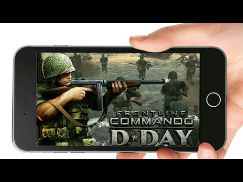 How to download frontline commando d day game