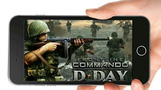How to Download frontline commando D Day Game for Android