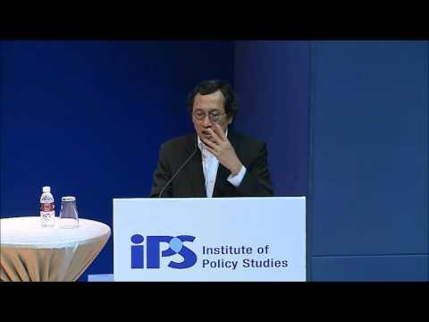 IPS-Nathan Lecture IV - The Geopolitics of Human Rights by Mr Bilahari Kausikan