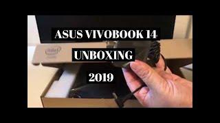 Asus Vivobook 14 1080p Unboxing 4GB RAM 128 SSD Model TP412